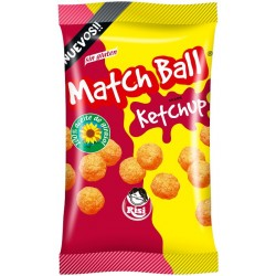 MATCH BALL KETCHUP 30g x 30u.