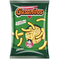GUSANITOS FAMILIAR 85g x 8u.