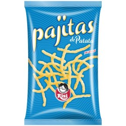 PAJITAS SAL FAMILIAR 100g x...