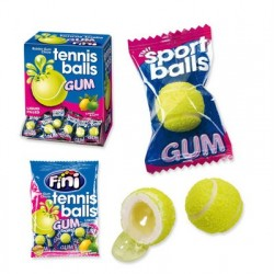FINI CHICLE 'TennisBalls'200u.