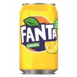 FANTA LIMON PACK 33 cl x 24u.
