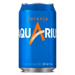 AQUARIUS NARANJA PACK 33cl...