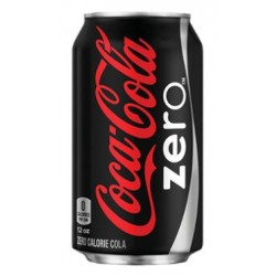 COCA-COLA ZERO PACK 33cl x...