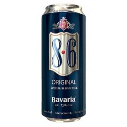 BAVARIA 8.6 ORIGINAL 50cl x...