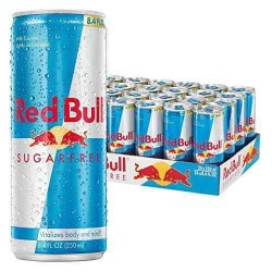 RED BULL REGULAR SUGAR FREE...
