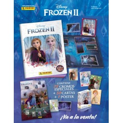 PANINI ALBUM 'Frozen'