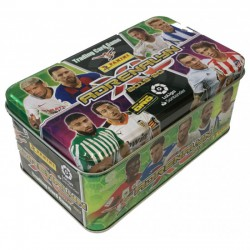 PANINI TIN BOX 'Adrenalyn'