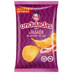 PATATAS JAMON FAMILIAR 100g...